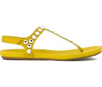 'Judith' Sandalen mit Nieten
