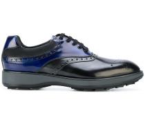 Spazzolato derby shoes