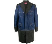 x Levi's Mantel mit Jeanseinsätzen