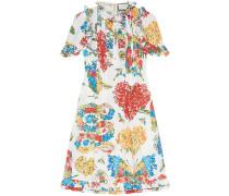 Kleid mit Print - women - Baumwolle - 44