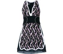Kleid mit Stickerein