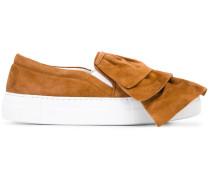 Gestufte Slip-On-Sneakers