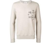 """Sweatshirt mit """"Heartbreaker""""-Print"""