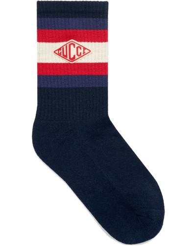 Socken mit  Game-Patch