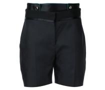 tailored shorts - women - Baumwolle/Seide - 10