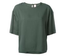 Weites T-Shirt - women - Acetat/Viskose - 40
