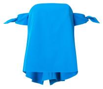 - Schulterfreies Top mit Knotendetails - women
