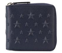 Lawrence EMG star embossed wallet
