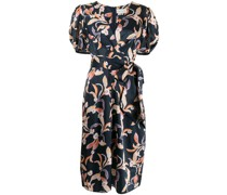 Casey floral-print dress