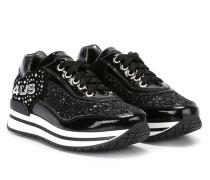 Sneakers mit Glitzereffekt - kids