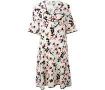 'Sistowbell' Kleid mit Rüschenkragen