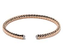 18kt 'Cable Spira' Rotgoldarmspange