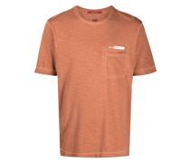 T-Shirt mit Brusttasche