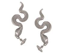 Avalon snake stud earrings