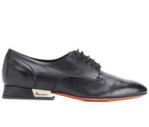 Oxford-Schuhe mit Absatz