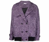 Cabanjacke aus Tweed