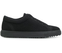 Etq. woven low-top sneakers