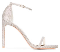 - Sandalen mit hohem Pfennigabsatz - women