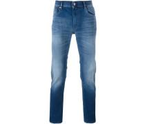 Jeans mit Five-Pocket-Design
