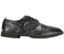 Derby-Schuhe in Knitteroptik - men