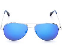 Sonnenbrille im Pilotenstil - men - Metall