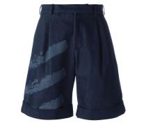 Jeans-Shorts mit hochgeklapptem Saum