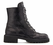 Thora lace-up ankle boots