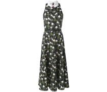 Ausgestelltes Kleid mit floralem Print - women