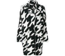 bicolour coat