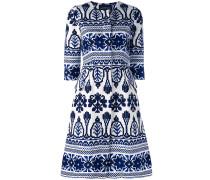 Kleid mit Print - women - Baumwolle/Elastan - 2