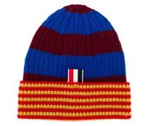 Mütze mit FC Barcelona-Streifen