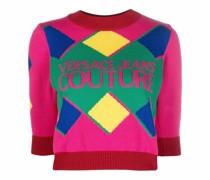 Pullover mit Argyle-Muster