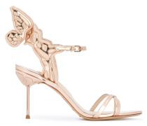Stiletto-Sandalen mit Flügeldetails
