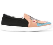'Dragon' Slip-On-Sneakers