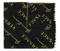 Schal mit Logos
