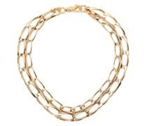 Doppelsträngige Halskette