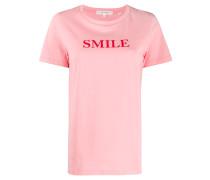 """T-Shirt mit """"Smile""""-Print"""