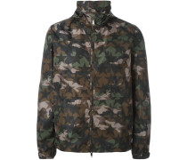 'Camustars' windbreaker jacket