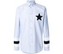 star applique shirt