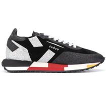 colour block sneakers