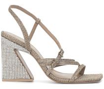 Verzierte 'Kelsie' Sandalen