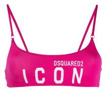 'Icon' Bandeau-Bikinioberteil