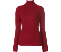 P.A.R.O.S.H. ribbed roll-neck jumper