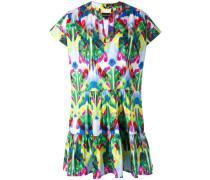 Kleid mit Print - women - Baumwolle - 8