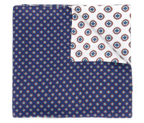 floral print scarf - women - Seide