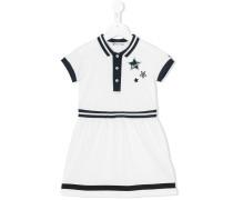 Poloshirtkleid mit Querstreifen - kids