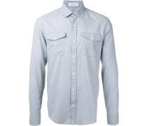 Hemd mit Brusttaschen - men - Baumwolle - M