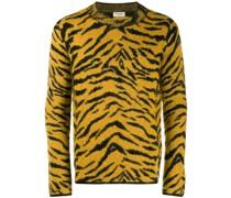 Zebra-Pullover