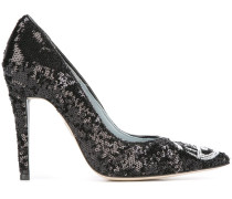 'Flirting' Pumps mit Pailletten