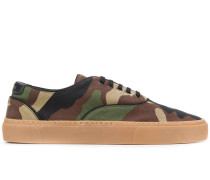 'Venice' Sneakers mit Camouflage-Print